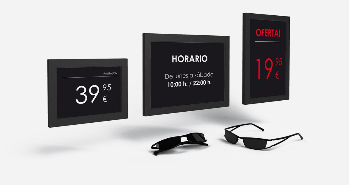 Selegna Design diseño producto etiquetas electronicas 2