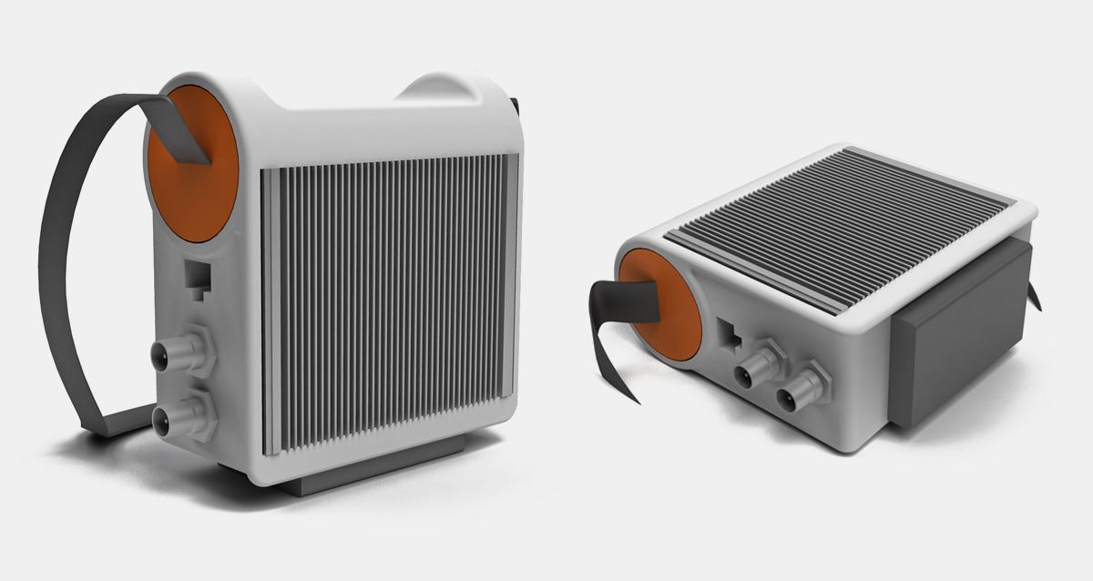 Selegna Design Diseño Lector RFID