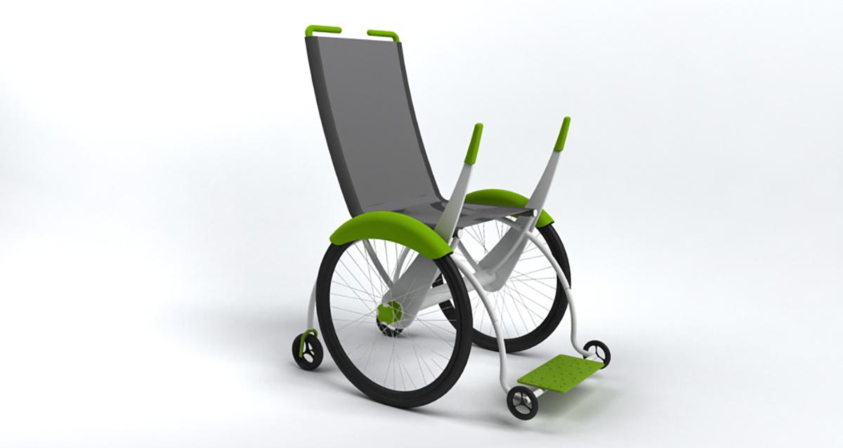 Selegna Design Diseño Silla Ruedas Moveker C1 3