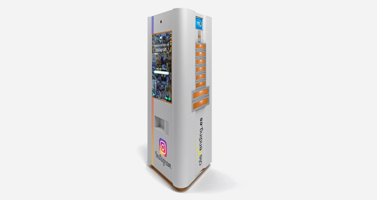 Diseño Industrial Olebox Instagram Olevending