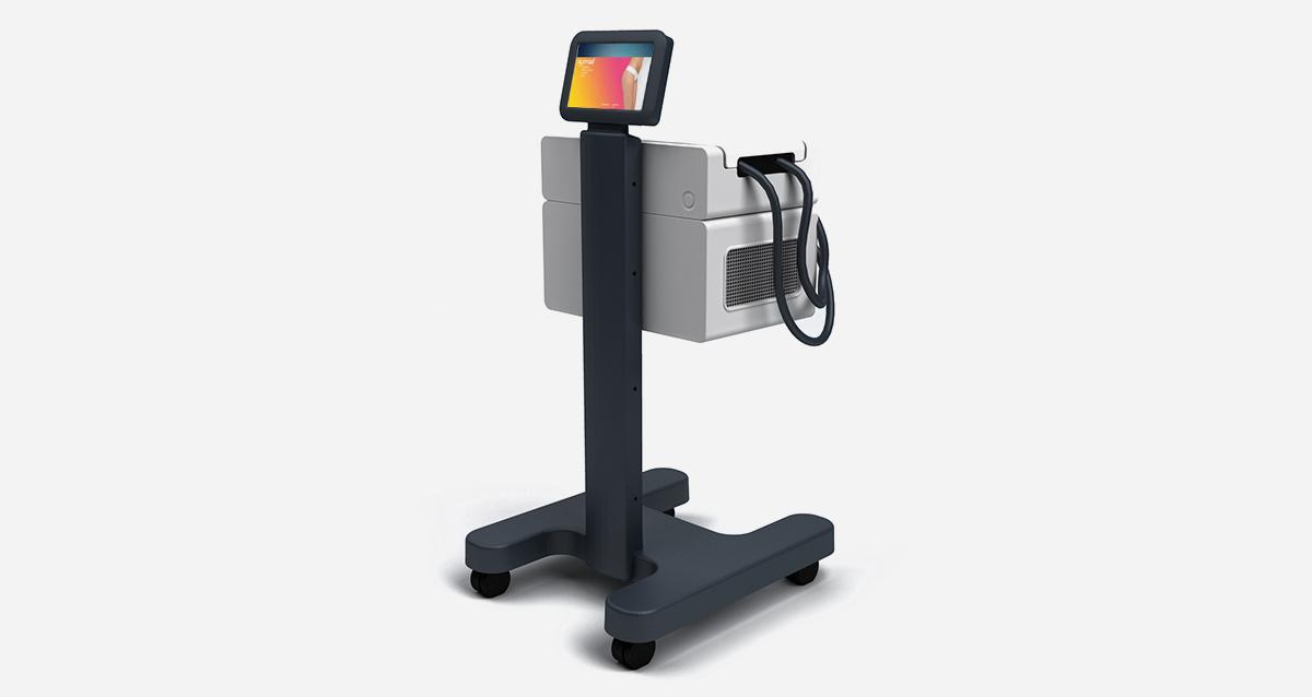 Selegna Design Diseño Producto Equipo Médico-Estético Symmed 1