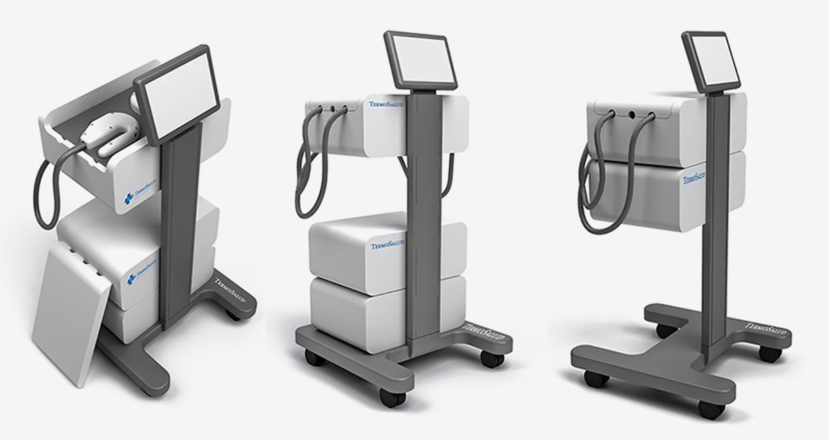 Selegna Design Diseño Producto Equipo Médico-Estético Symmed 2