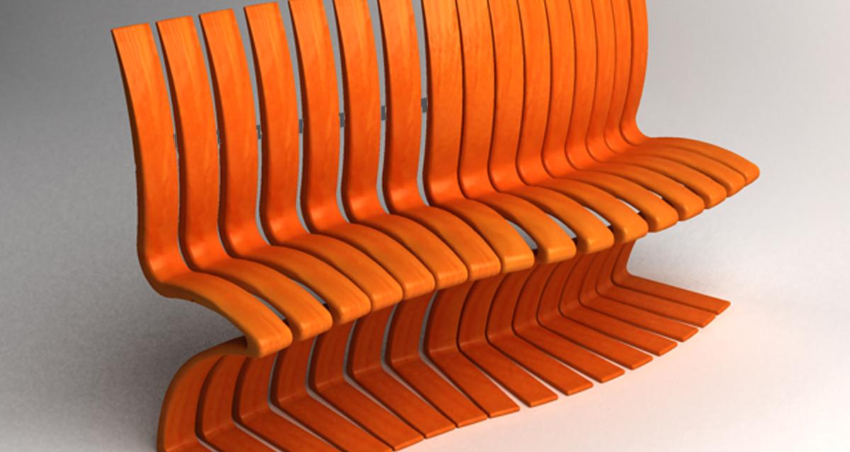 Selegna Design diseño producto banco exteriores 4