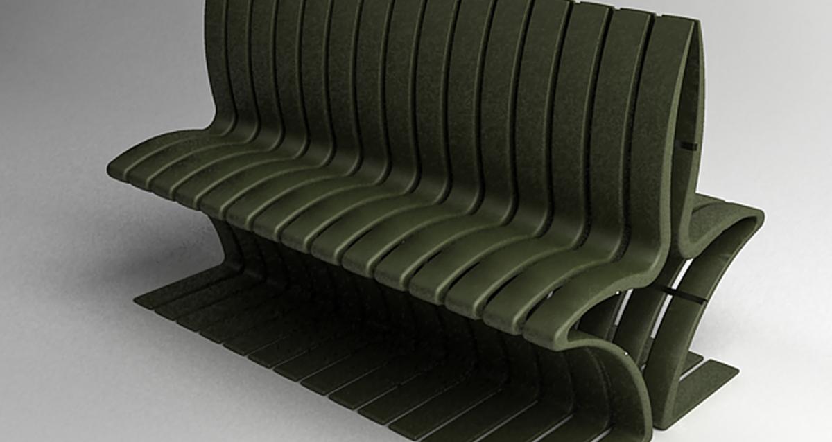 Selegna Design diseño producto banco exteriores 5
