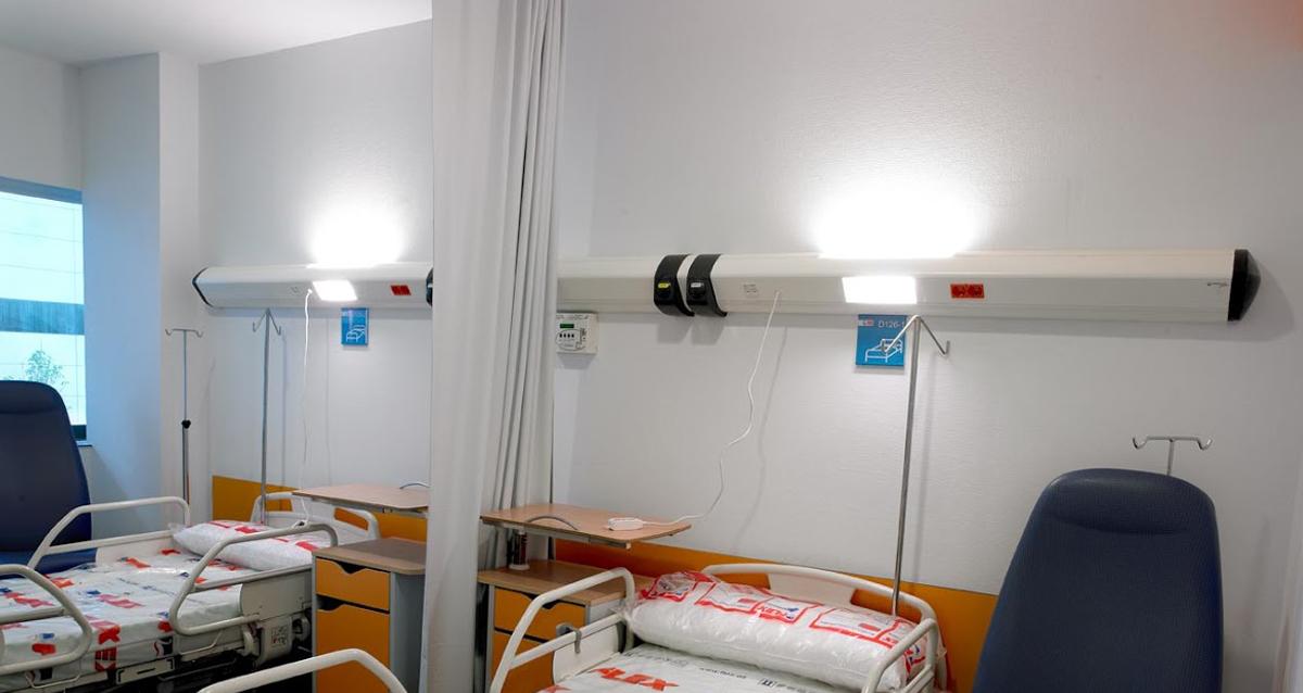 Selegna Design diseño producto cabecero hospitalario Avant 5