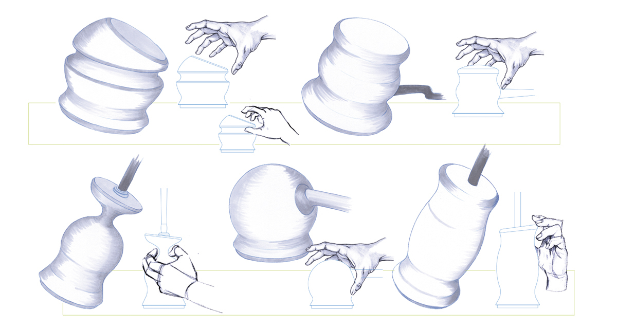 Selegna Design Diseño Producto Manipulo Cavitacion 4