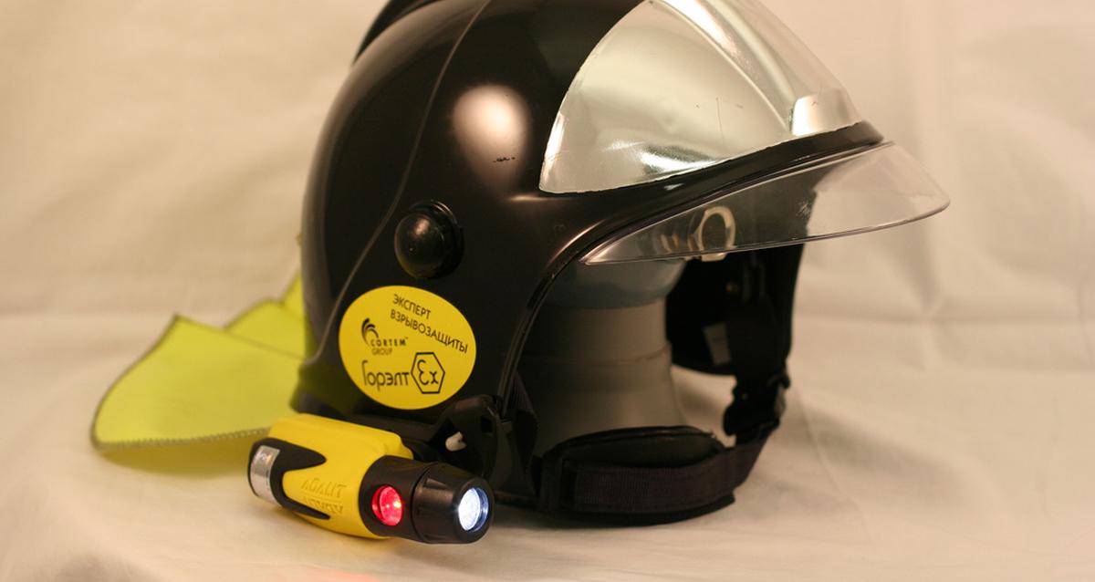 Selegna Design3D linterna bomberos Adalit 1