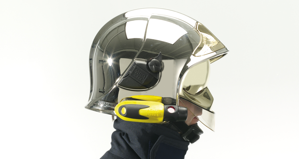 Selegna Design 3D linterna bomberos Adalit 3
