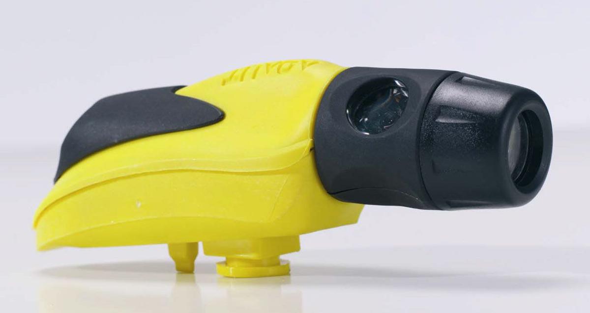 Selegna Design 3D linterna bomberos Adalit 4