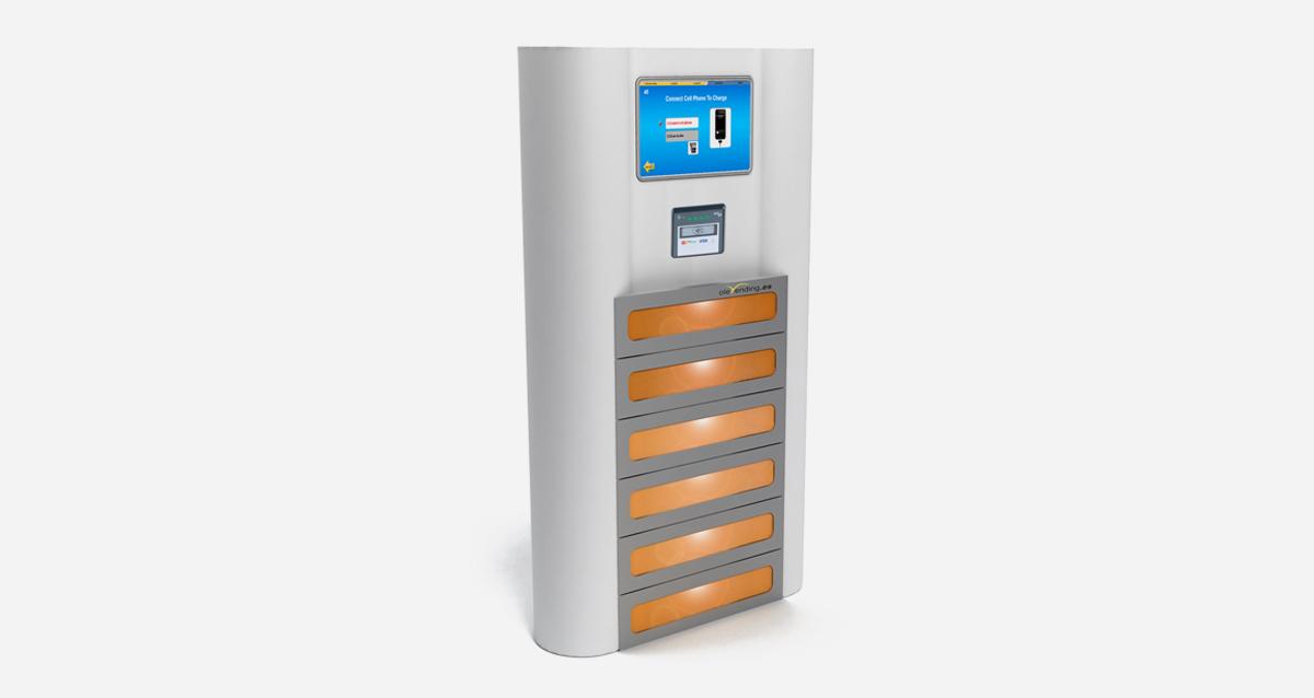 Selegna Design Diseño Maquina Vending Olebox