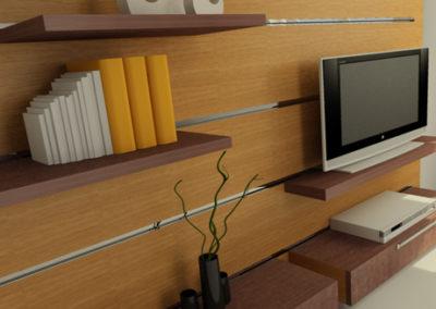 Mobiliario Salón Lyra