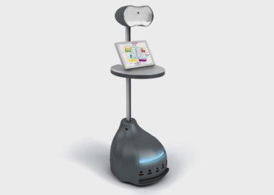 Robot Telepresencia Moobe