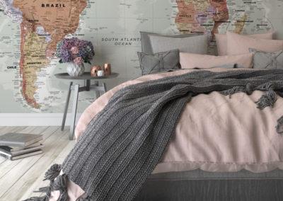 Infografia detalle cama