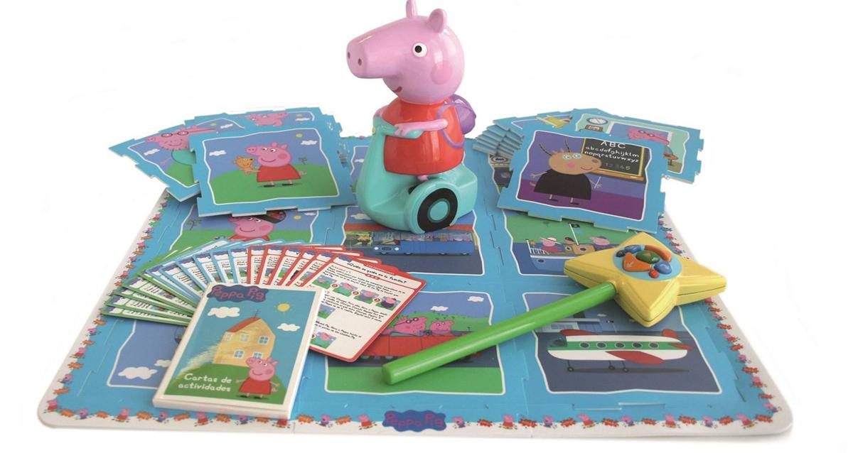 Selegna Design Diseño Producto Peppa Pig