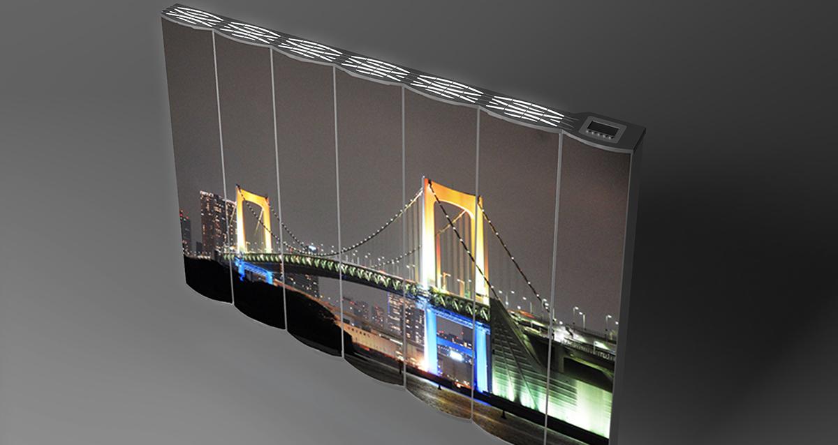 Selegna Design Diseño Producto Radiador Zen Farho 2