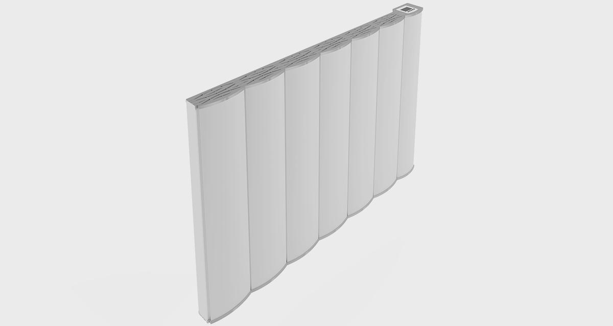 Selegna Design Diseño Producto Radiador Zen Farho 3