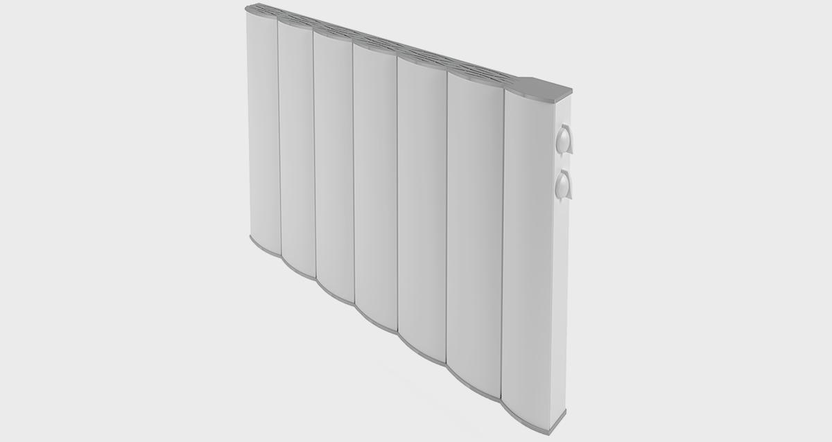 Selegna Design Diseño Producto Radiador Zen Farho 4